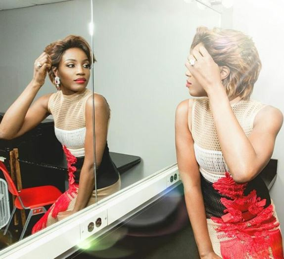 Seyi Shay serves too much sauce in new photos