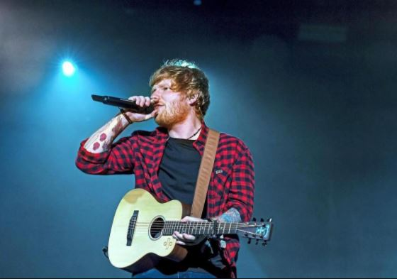 Ed Sheeran leads Spotify?s Most-Streamed Artists of 2017 ?(Full List)