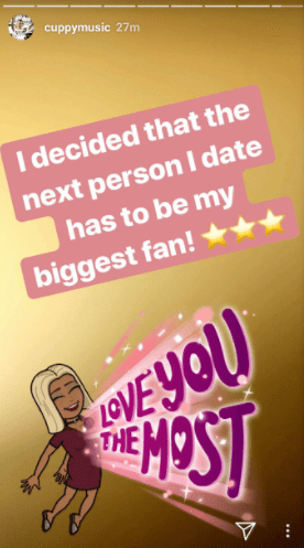Billionaire daughter, DJ Cuppy ready to date her biggest Fan