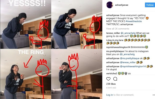 Lady who has been single for 6 years finally says yes , you wont believe who her fiance is!