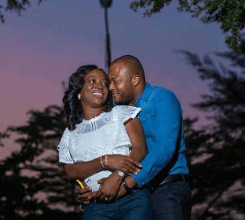 Photos from the wedding of Channels TV presenter, Maupe Ogun
