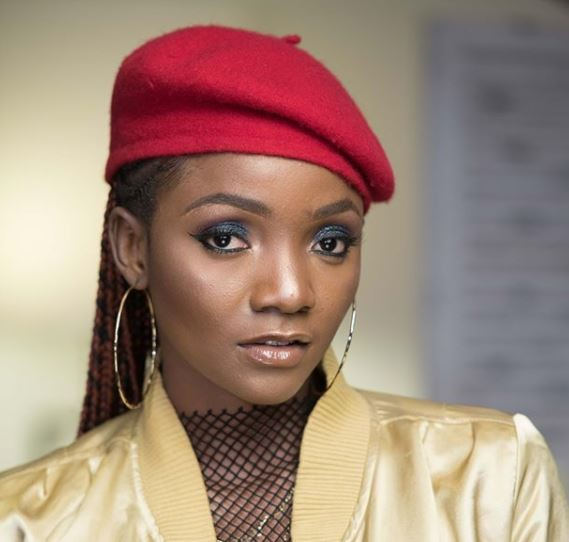 Check out singer Simi