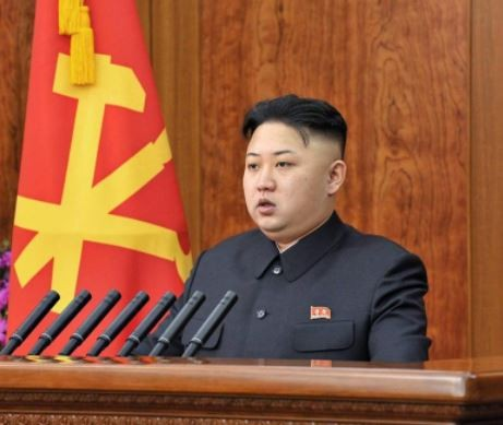 """""""The entire US is?within our firing range and the nuclear missile button is always on my desk,"""" - Kim Jong Un"""