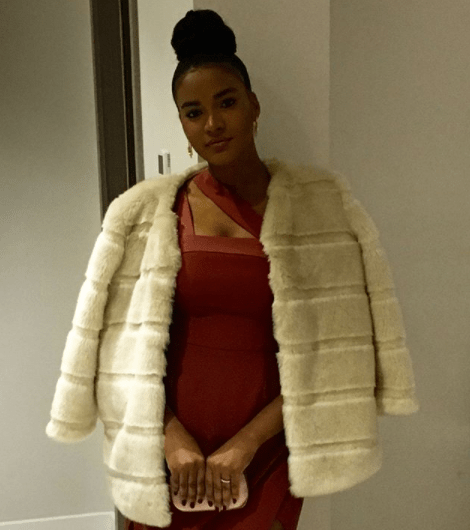 Photos: Is former Miss Universe, Leila Lopes-Umenyiora pregnant?