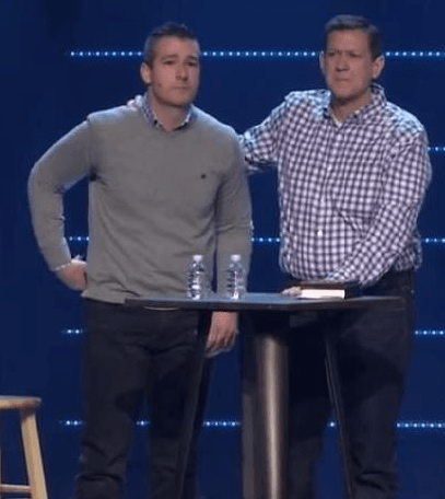 "Megachurch pastor confesses to having a ""sexual incident"" with an underage female in church and he got a standing ovation from the congregation"