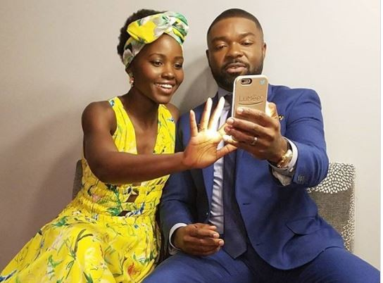 5a5856881c3c6 - Lupita Nyong'o welcomes David Oyelowo to Instagram, teaches him how to use the app