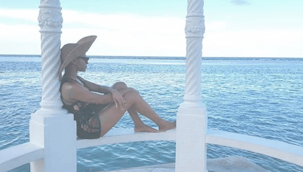 5a5af4b544f7b - Photos: Banky W and Adesua holiday in Jamaica