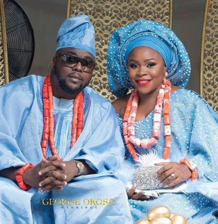 5a5b32d7e6c5b - More official photos from Omawumi & Tosin Yusuf's traditional wedding in Warri