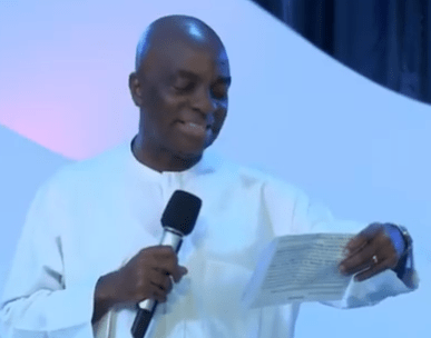 Bishop David Oyedepo says he got a letter from herdsmen saying there will be no peace until cattle colonies are established in all states (video)