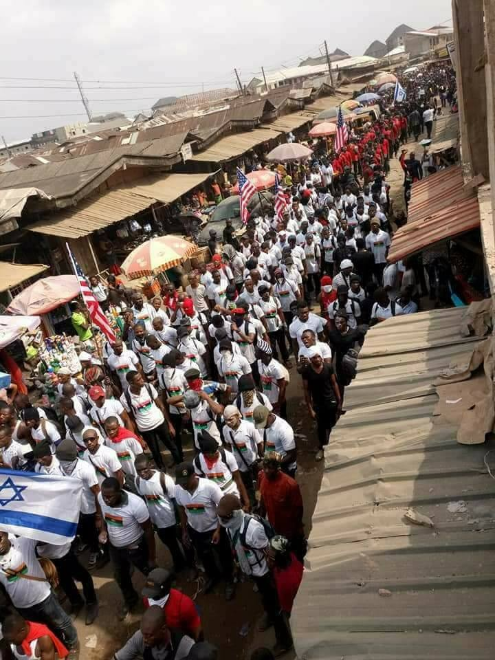 Photos from IPOB
