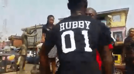 "Lol. Anambra ""big boy"" shuts down market in the state to propose to his girlfriend of 8-years"