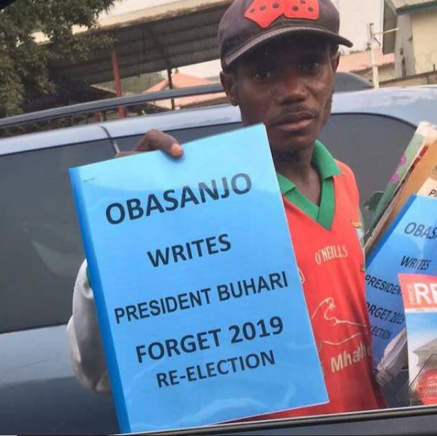 Photo: Obasanjo
