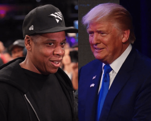 Donald Trump lashes out at Jay Z in new Tweet!