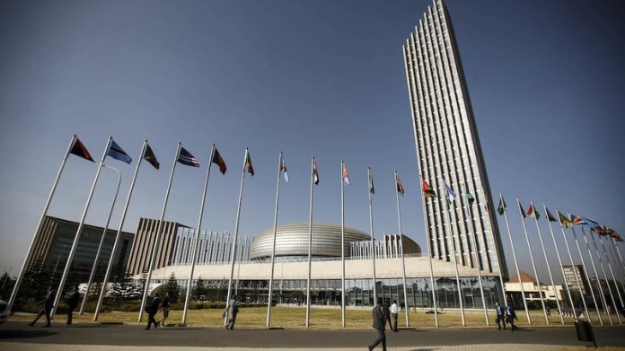 China reportedly spied on activities at African Union headquarters for five years from 2012 to 2017