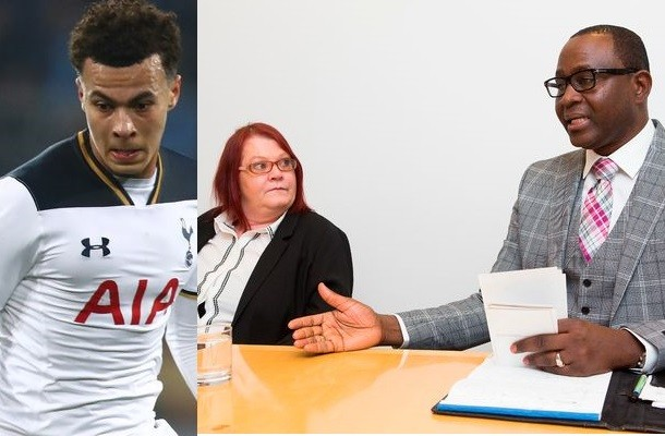 Estranged parents of Spurs and England star Dele Alli in tearful plea for the star to accept them back into his life (Photos)