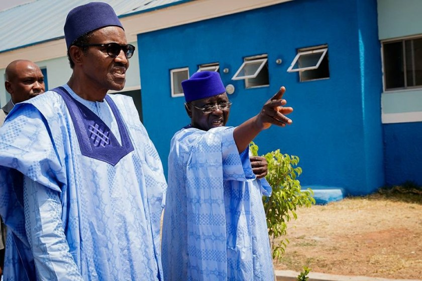 Photos from?President Buhari