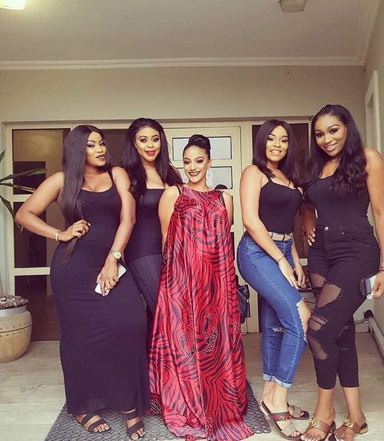 Nollywood actress, Mimi Orjiekwe, set to launch make up line on Valentine