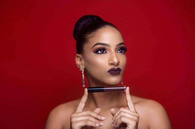 Nollywood actress, Mimi Orjiekwe, set to launch make up line on Valentine