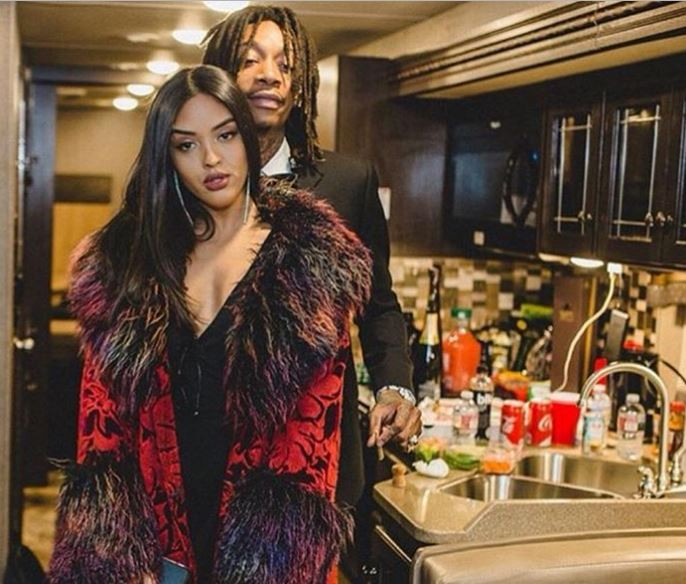 Could it be a breakup? Wiz Khalifa and his stunning girlfriend Izabela Guedes deletes every photos of themselves on social media?