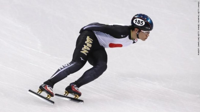 5a82d3776c4bd - Winter Olympics 2018: Japanese speed skater suspended after Acetazolamide is found in his system