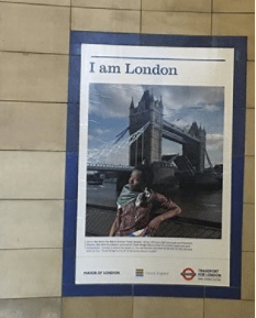 5a82e0ce72cda - From Mushin to London: Bisi Alimi's portrait unveiled at the Aldgate East tube station in London