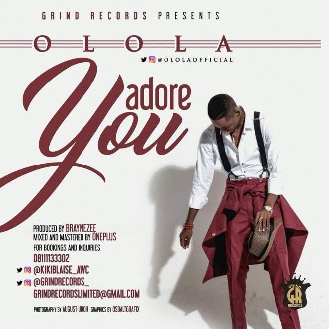 5a83ebd9aa78d - New Music & Video: Talented singer Olola releases love-themed video 'Adore You' to celebrate Valentine's Day