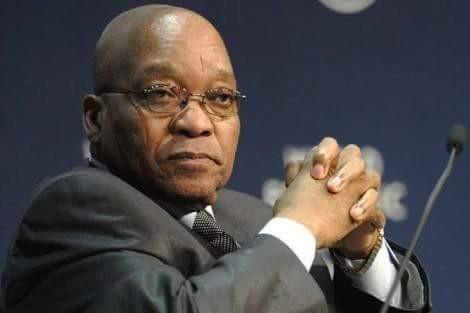 Jacob Zuma announces his resignation as South Africa