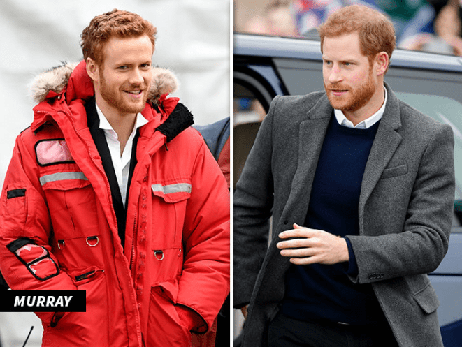 5a8591e20cad6 - See the actors playing Prince Harry and Meghan Markle in movie about their love life; did they nail it?