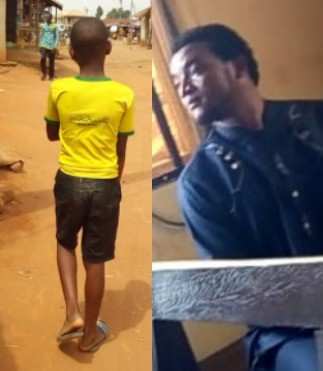 5a85a54962756 - Photos: Prophet accused of defiling 10 year old boy in Delta