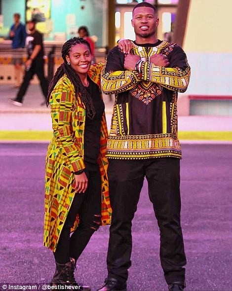 Check out how Africans in America dressed to go see the movie, Black Panther (photos)
