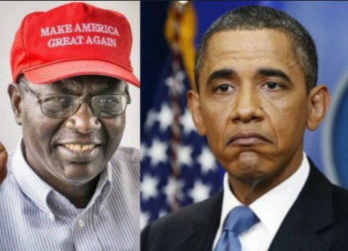 I forgive my brother Barack Obama and all those who have wronged me - Malik Obama tweets