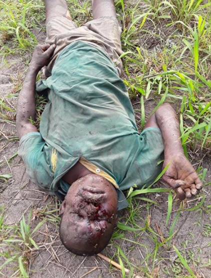Lady escapes being raped by throwing menstrual pad at herdsmen... two others shot by herdsmen in Delta state