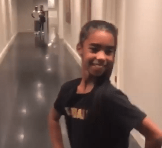 This video of Diddy hyping his daughters as he prepares them for a fashion show is so cute for words