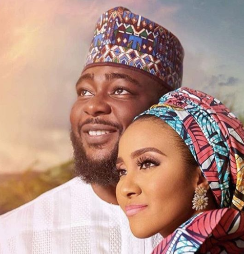 Beautiful pre-wedding photos of billioanire dughter, Fatima Dangote and her fiance, Jamil Abubakar