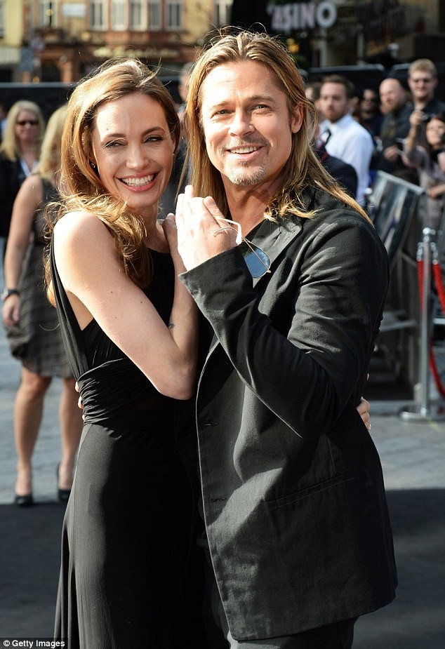 Brad Pitt vows to stay celibate for a year after shock Angelina Jolie split