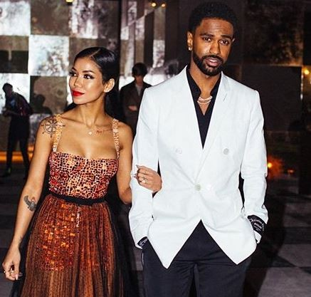News of Jhene Aiko breaking up with Big Sean after allegedly cheating on her with Nicole Scherzinger breaks the internet
