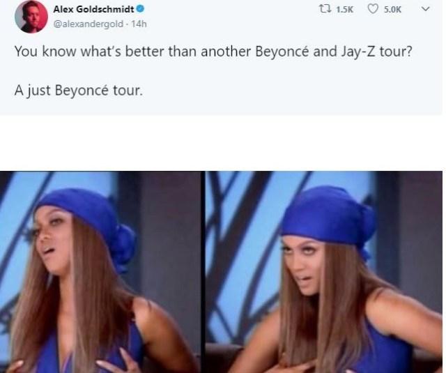 Some Beyonc? fans don