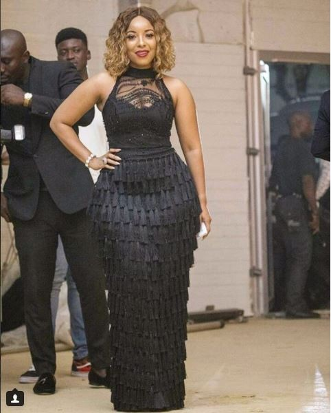 Check out the curves on Joselyn Dumas (Photos)