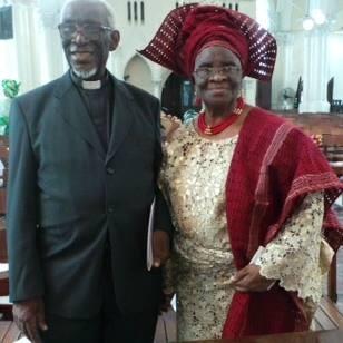 Photos: Nigerian couple celebrate 62 years wedding anniversary