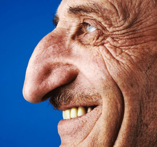 Check out photos of the man with the?longest nose in the world