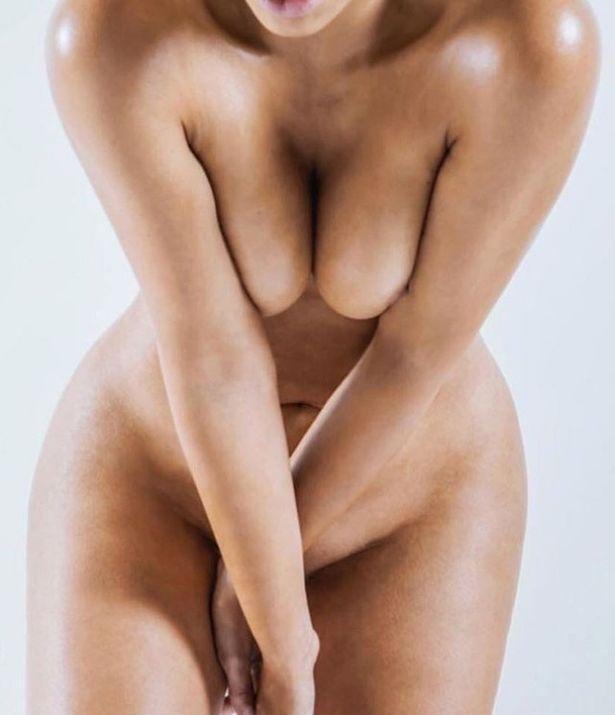 Kim Kardashian releases more nude photos on Instagram (+18)