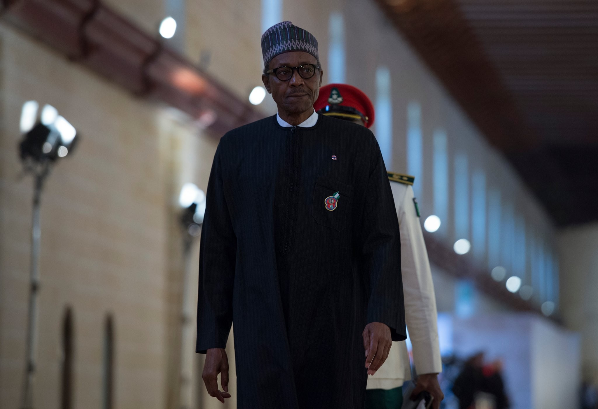 President Buhari currently in the UK, presidency says ?It?s a technical stopover?