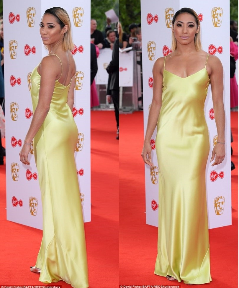 Stunning red carpet photos from the 2018 BAFTA TV Awards?