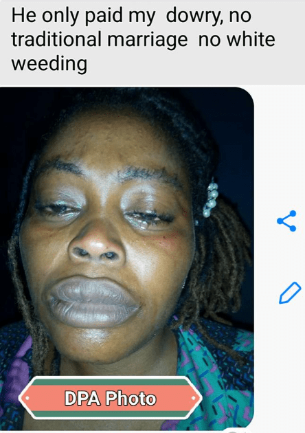 """I beg my husband to make love to me, sometime he gives me half chop"", woman reveals"