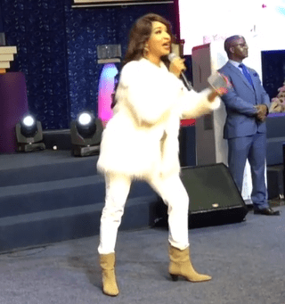 5b01113a8d60c - Amazing!!!! Tonto Dikeh ministering at a church in South Africa