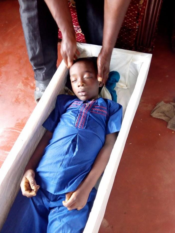 Graphic photos: Twin boys found dead inside their parent