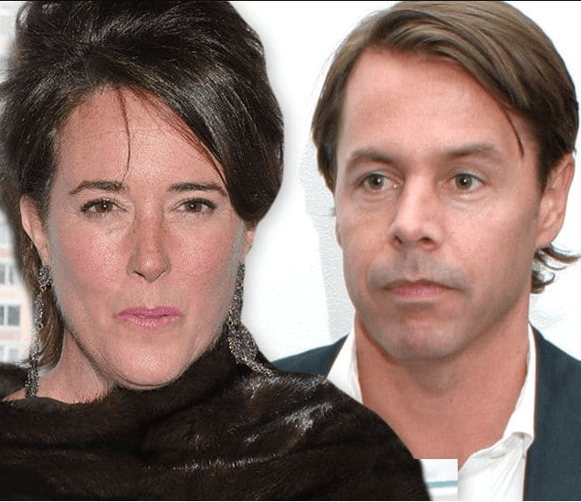 """""""This is not your fault! Ask your daddy!"""" - Kate Spade wrote in her suicide note to daughter before hanging herself. Said to be depressed over her husband seeking divorce!"""