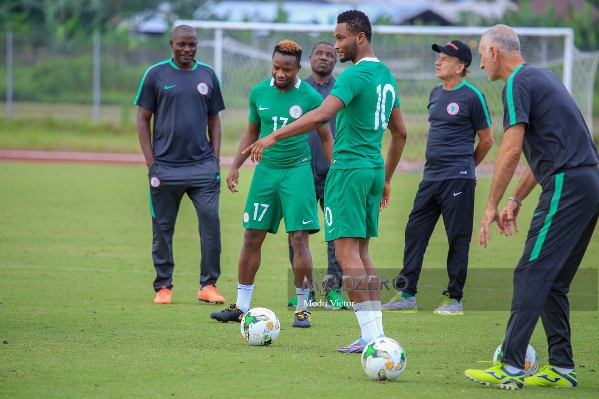 2018 World Cup: Ogenyi Onazi dropped as Super Eagles assistant captian ?after fight with Mikel?
