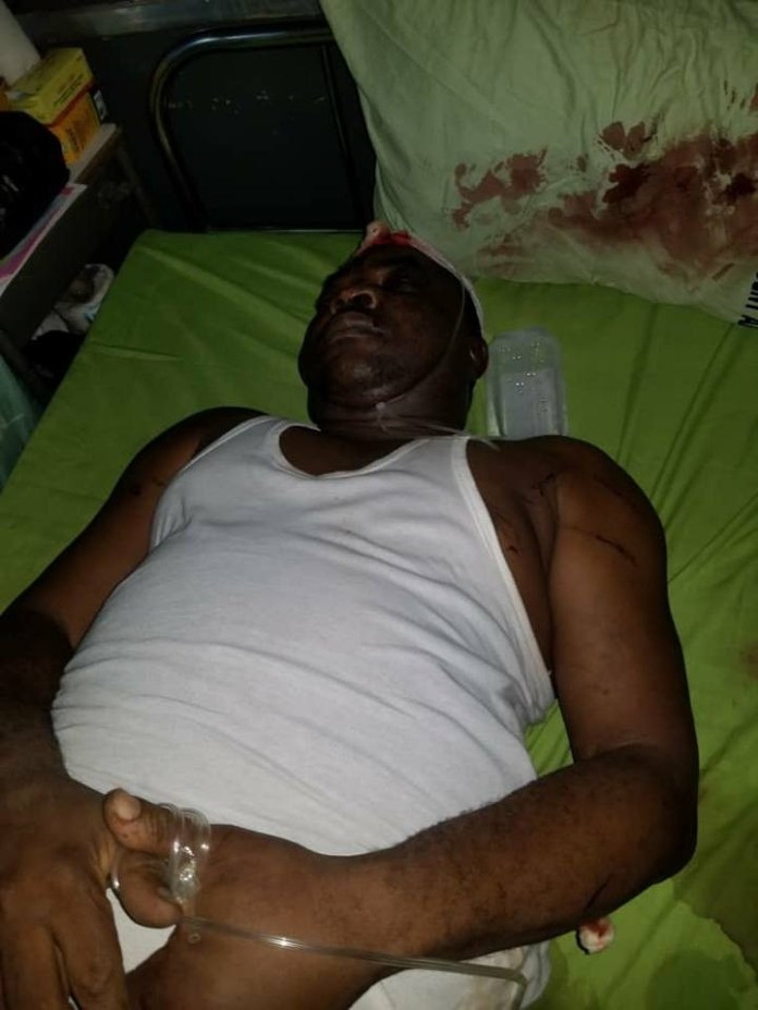 Enugu traditional ruler dies after he was beaten up by his subjects (photos)