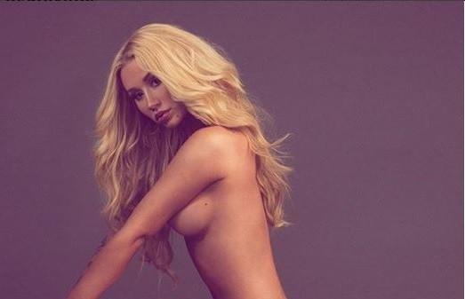 Photos: Iggy Azalea goes completely naked on Instagram 18+
